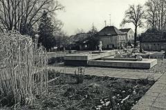 """Erholungszentrum """"Heinz-Schneider-Gedächtnisplatz"""" Blick zu Gärtnerhaus"""